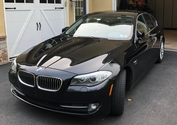 2012 BMW535 xi